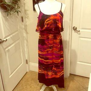 Kensie Vibrant Maxi Dress